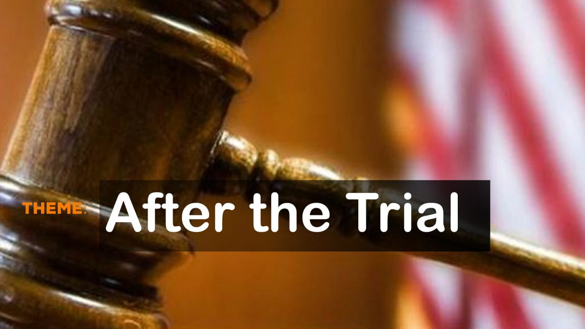 After the Trial